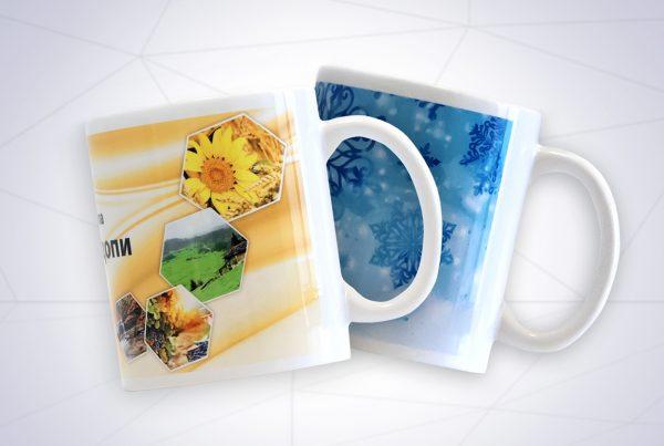 personalized mug print, direct screen printing, печат на чаши, директен сито печат